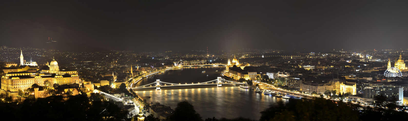 Budapest leuchtet 2