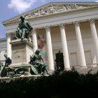 Budapest: Museo Nacional Hungaro