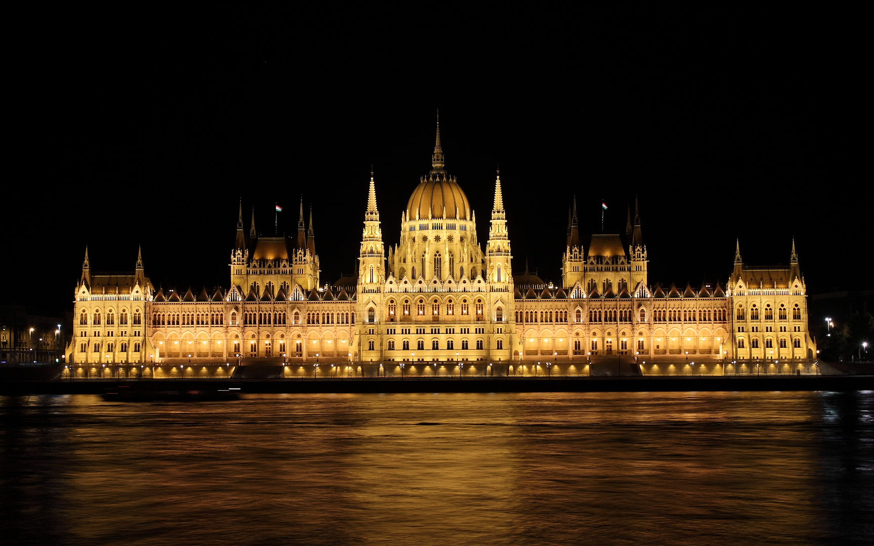 Budapest, Országház