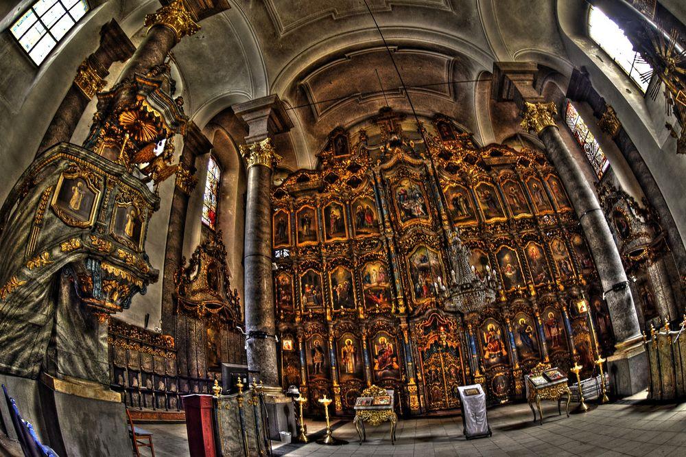 Budapest / Orthodoxe Kathedrale