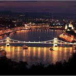 Budapest Panorama Versuch