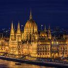 Budapest - Parlamentsgebäude