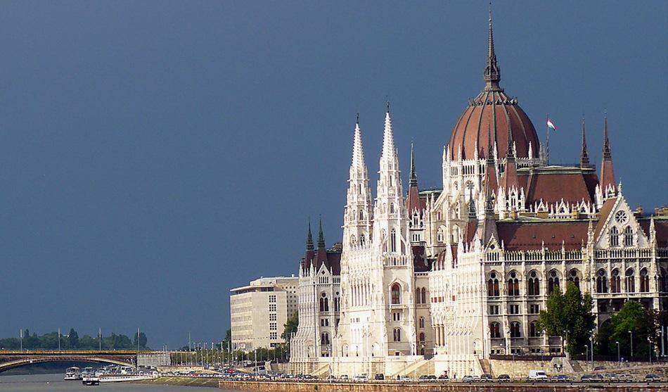 Budapest . . . . Wiege der Pressefreiheit