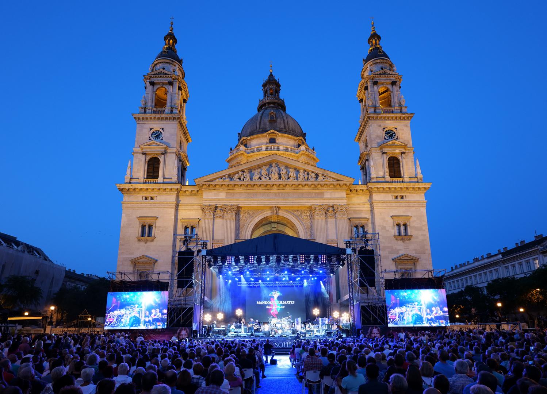 Budapest - Wunderbarer Ort mit einem fantastischen Konzert