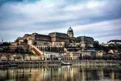 Budapester Burg - HDR