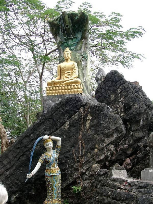 Budda und die Versuchung
