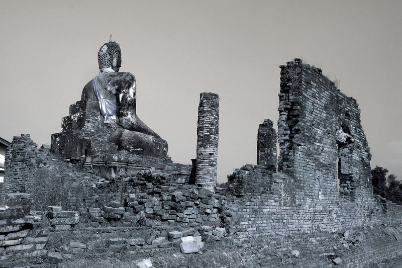 Buddha and American Bomb