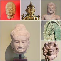 Buddha Collage 3