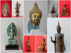 Buddha Collage 4