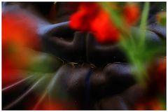 Buddha-Gruß (1) (Feuer-Element)
