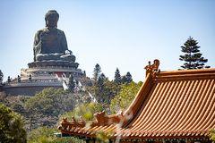 Buddha in Kloste Po-Lin