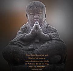 Buddha sagt