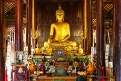 Buddha und der König