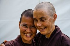 Buddhismus - Thich Nhat Hanh - Nuns