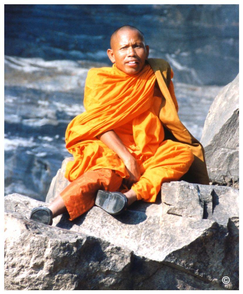 Buddhist friend