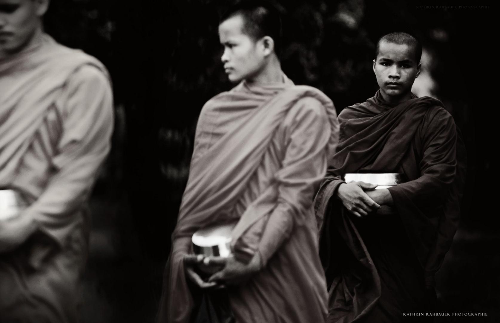 Buddhist Monks, Cambodia 2013
