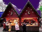 Budenzauber auf dem Weihnachtsmarkt