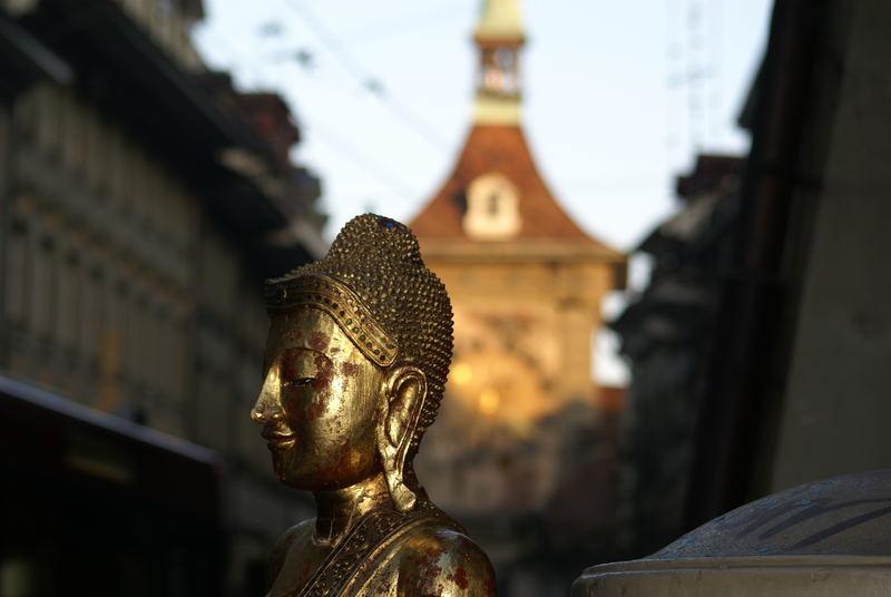 Budha in Bern