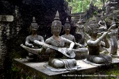 Budha's in Kohsamui