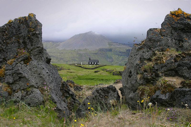 Budir - Island