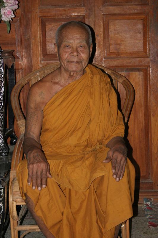 Budistischer Mönch