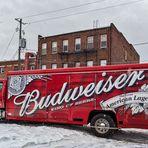Budweiser Truck