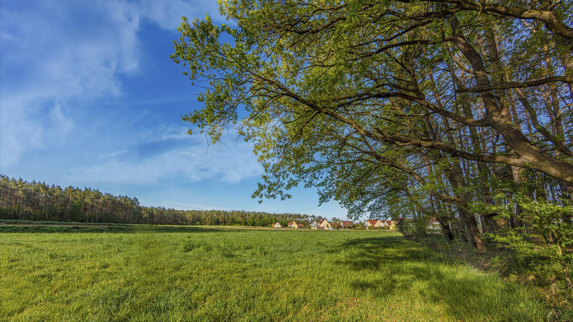 Büchenbach 1. Mai 2020 - vormittags