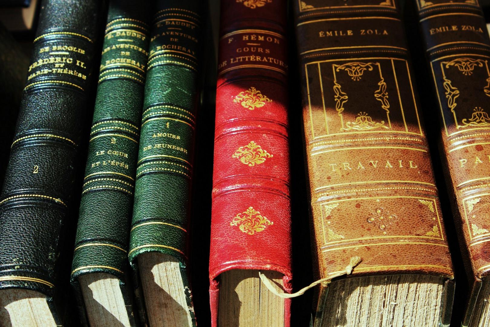 Bücher machen Leute ;)