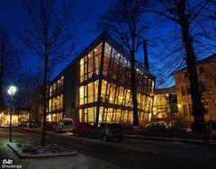 Bücherei in Unna