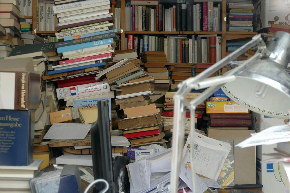 Bücherwurmturm