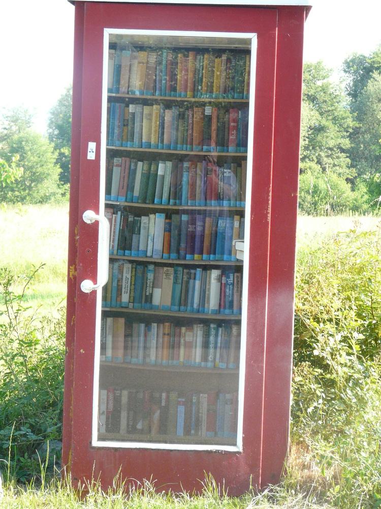 Bücherzelle