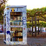 Bücherzelle Lübben