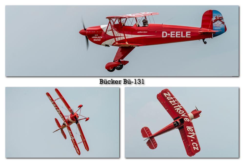 Bücker Bü-131