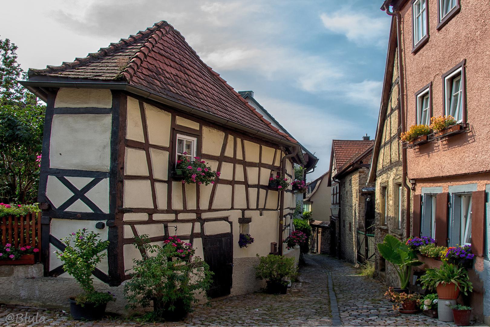 Bügeleisenhaus Bad Wimpfen