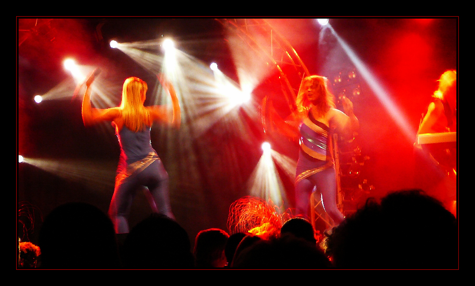 Bühne frei - für die ABBAriginals
