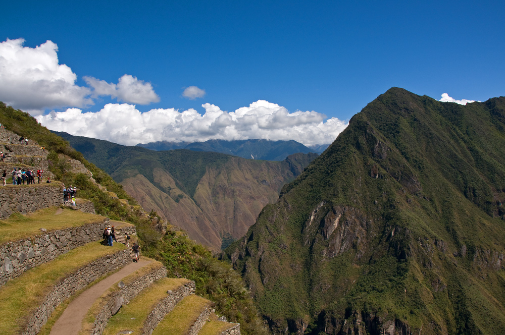 Bühne frei für Machu Picchu
