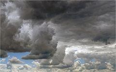 Bühnenbild im Wolken-Theater