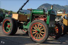 Bührertraktor 1939