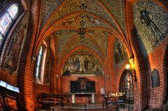 Bülow-Kapelle im Doberaner Münster