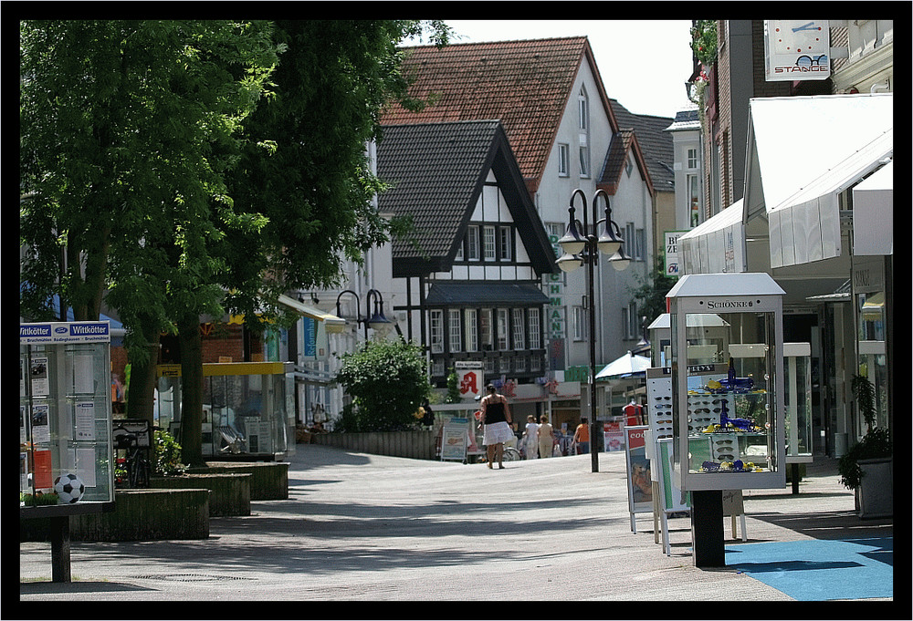 Bünde-Eschstrasse Foto & Bild | deutschland, europe ...