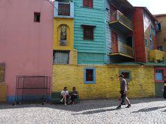 Buenes Aires Altstadt