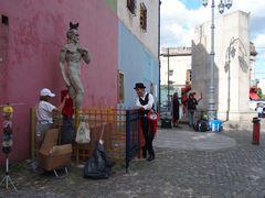 Buenes Aires in der Altstadt