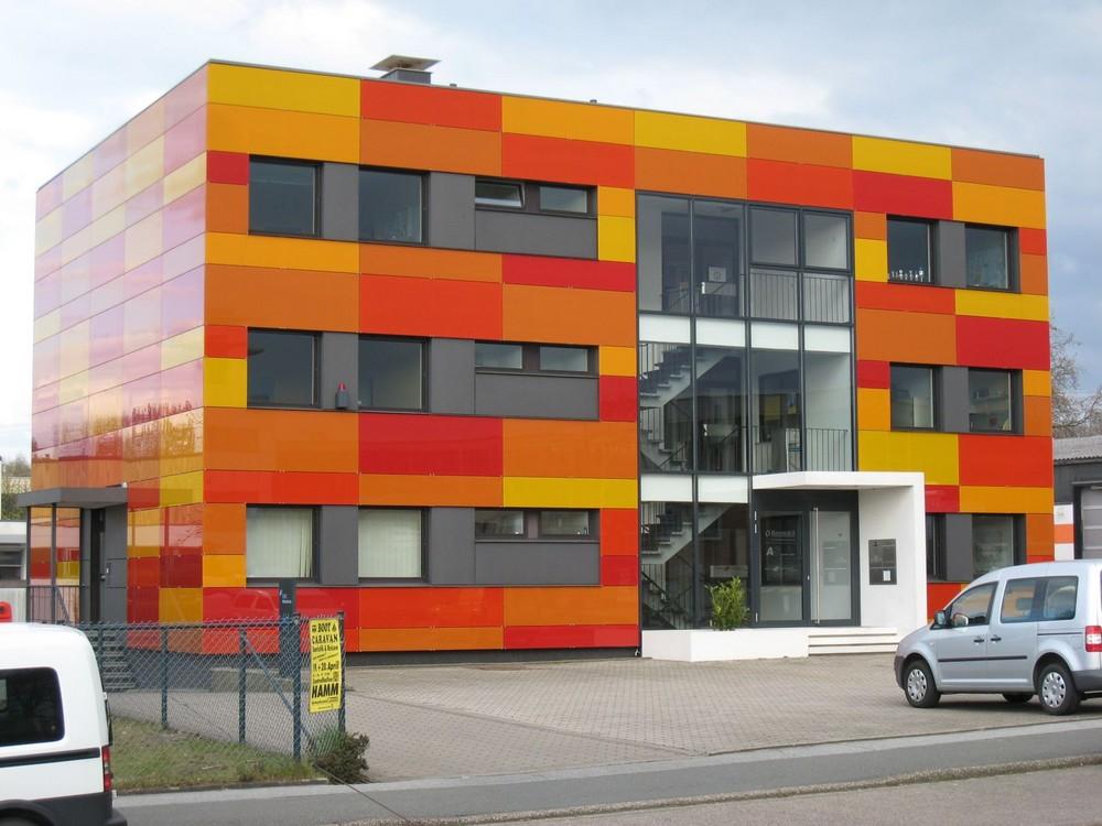 Bürogebäude Dorstfeld, Planetenfeldstraße 103