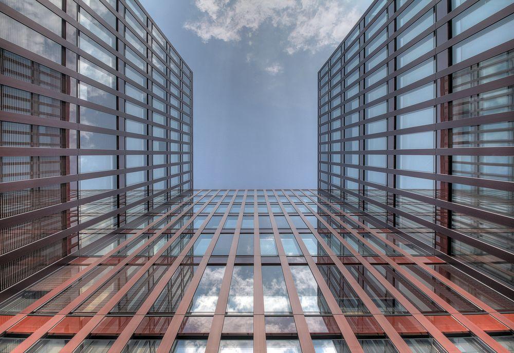 Bürogebäude Hafencity #1