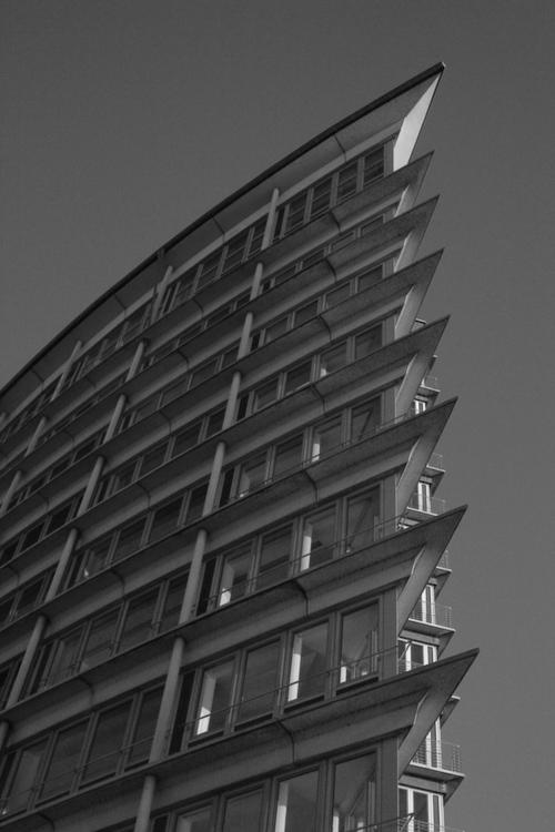 Bürohaus S/W Speicherstadt