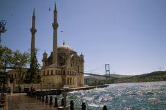 """""""Büyük Mecidiye""""   Ortaköy Moschee"""