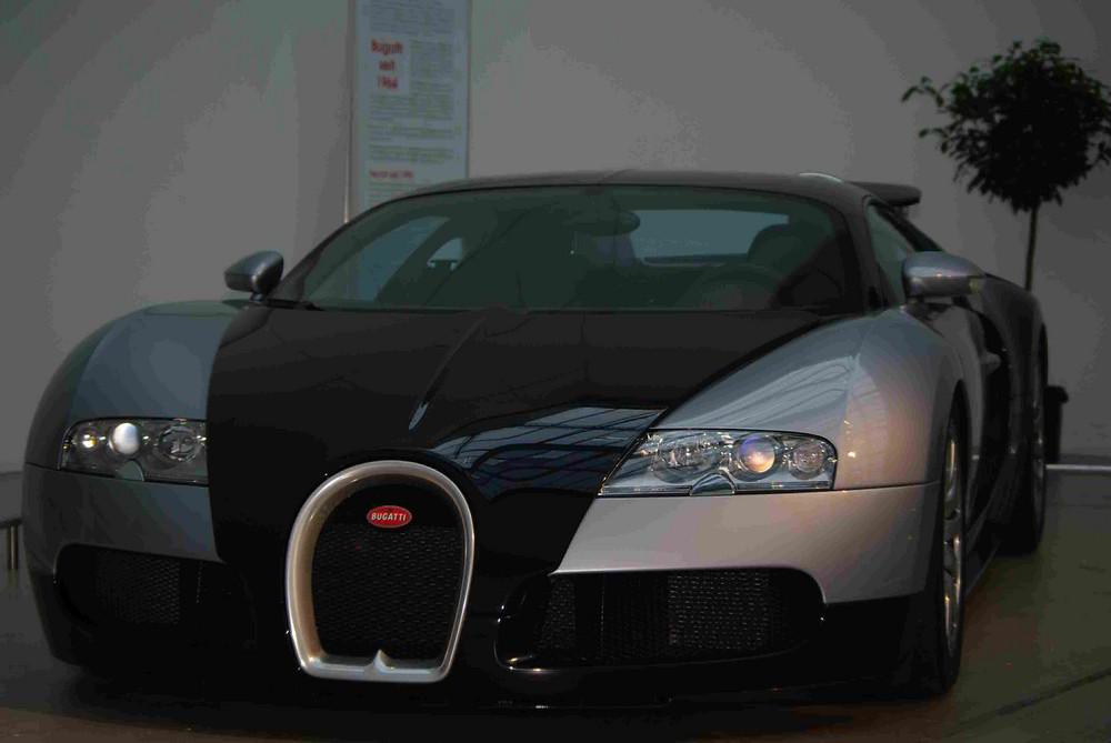 Bugatti 1001PS