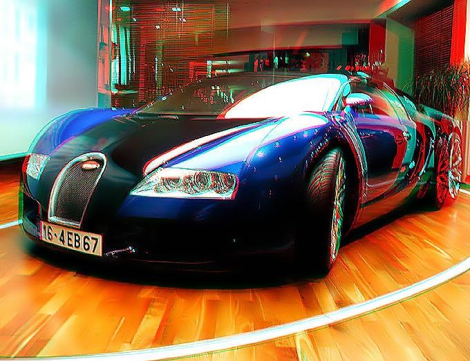 Bugatti #2 3D