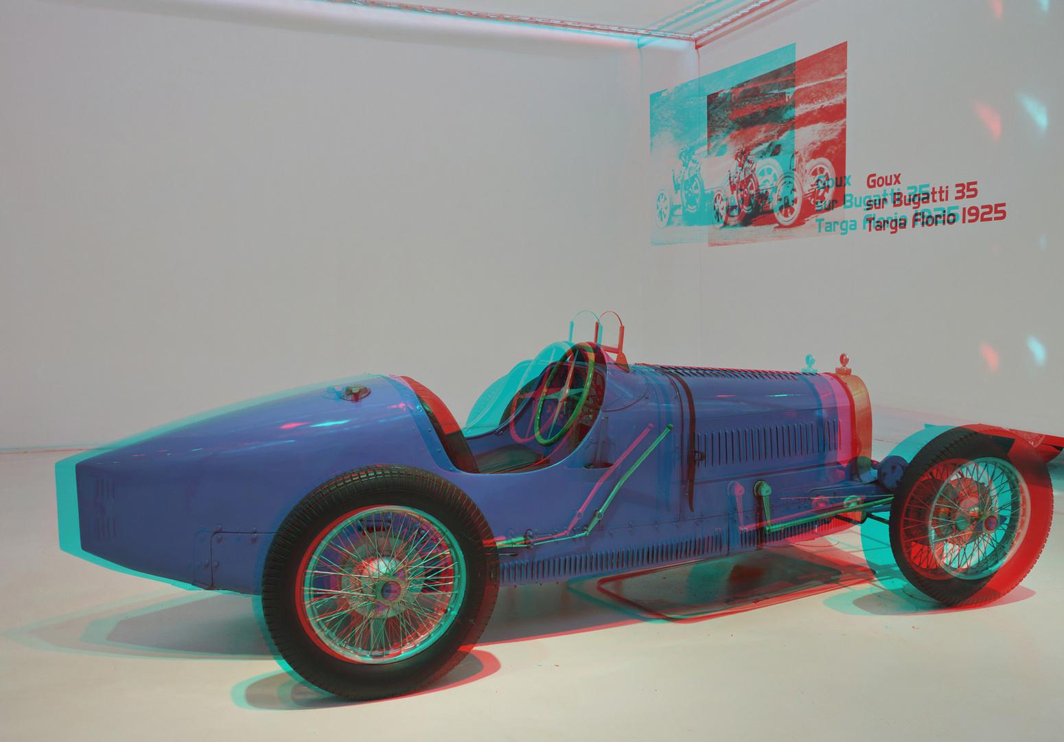 Bugatti 35 - Targa Florio 1925
