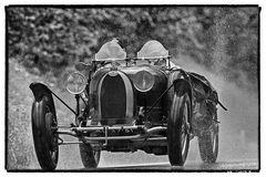 Bugatti als Teilchenbeschleuniger